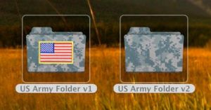 US Army Folders by jasonh1234