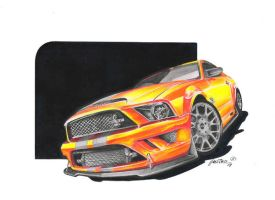 ford mustang by Haster-Trenctown