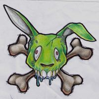 flash - maggot bunny by needles0101101