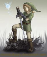 The Legend of Link by Momo-Deary