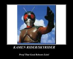 Proof of Kamen Rider_Skyrider by NeonGenesisGuyverIII