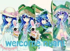 New-cosplay-date-a-live-yoshino-cosplay-wigs by LissAngelus