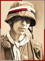 POLISH HERO 1944 by TL sideone by KOKORONIN