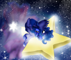 Stepping Stars 3 fan art by Yoshi123pegasister