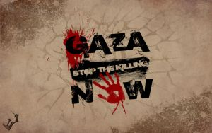 GAZA stop the killing NOW by hilias