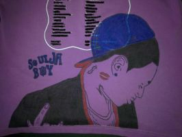 T-Shirt Part 2_Soulja Boy_ by thgzuio