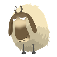 Not sure if Phil or just a regular sheep by BradleyEighth