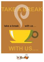 Take A Break With Us by gunzstreetcat