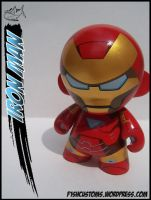 Iron Man by F1shcustoms