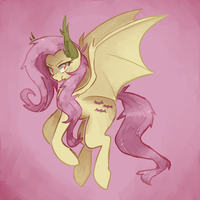 Flutterbat by SayRailgun