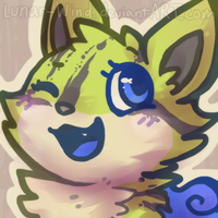 [CM] Ceto Headshot by Lunar-Wind