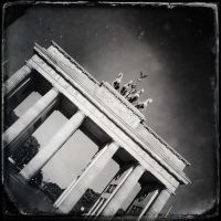 Brandenburger Tor by vw1956