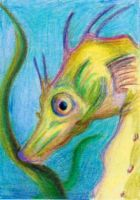 Seahorse by AbruptlyNatural