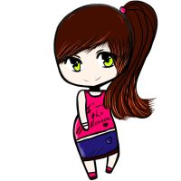 Chibi Adoptable ~ 7 -NAME YOUR PRICE- by BiahAdopts