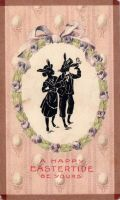 We'll be the Grandest Pair in the Easter Parade by Yesterdays-Paper