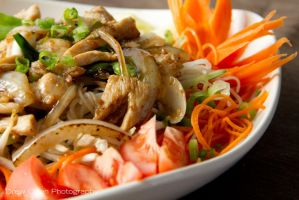 Yummy Thai Noodle Salad by DrewOlsen