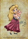 Child Eilonwy by MoonchildinTheSky