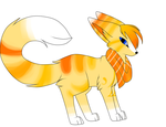 A free charecter design? Indeed. by Etheral-Fox