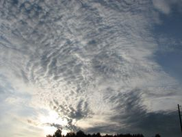 Stock: Sky/Clouds 2 by Think-Outside-Of-Box