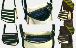 Canvas Shoulder bags by Marcusstratus