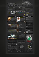 Cinema Pearl - Movie Portal by Piurek