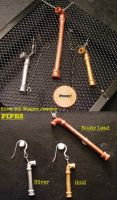 Weapon Jewelry -PIPES- by SqueekyClean-801
