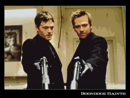 Boondock Saints by Oultre