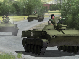The Airborne Tank by BillyM12345