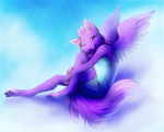 Up in the clouds by Neotheta
