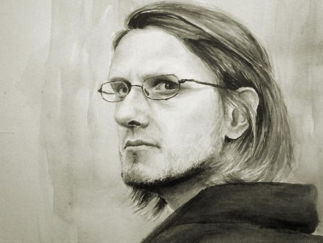 Steven Wilson by GreenBass
