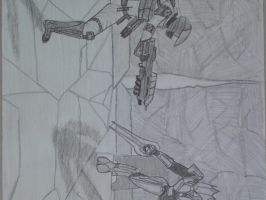 halo game sketch by SomethingWild7