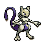 #150 - Mewtwo by Aenea-Jones