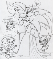 A Sonadow wedding+Yaoi alert+ by sonadow23