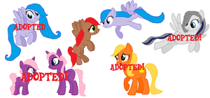 Adoptable Batch by HayleyTheUnicorn