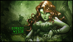Forest Witch by SquishFX