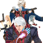 Devil may cry 4 Special Edition Wallpaper by Hatredboy