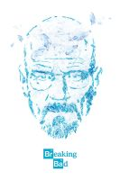 Breaking Bad Poster - Meth Walter by oroster