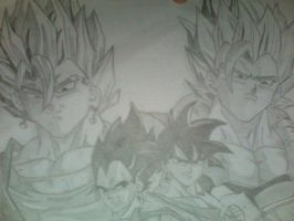Dragon ball by Ares2401