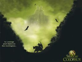 Shadow of the Colossus by fallenRazziel