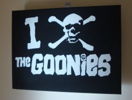 I Love the Goonies by RAMART79