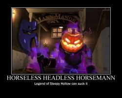 Headless Horsemann by Fleet-Feet