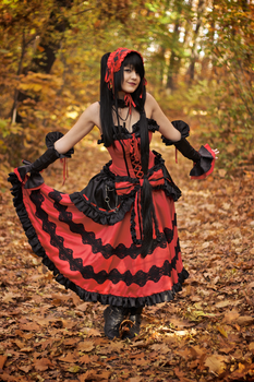 Kurumi from Date a live cosplay by PruskaJackson