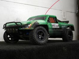 Traxxas Slash by Overclock45