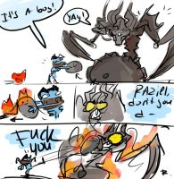 Legacy of Kain, doodles 32 by Ayej