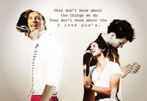 They dont know about us by DirectionForLyfe