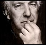 Alan Rickman by KleopatraAurel