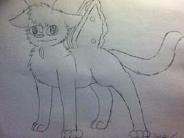 Erioca The Butterfly Cat by KittyCreator
