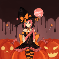 Sweets Witch by seirensen