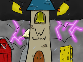 Tower of the West by Dreyfus2006