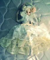 ....The lady of lace by BlackKissBjd